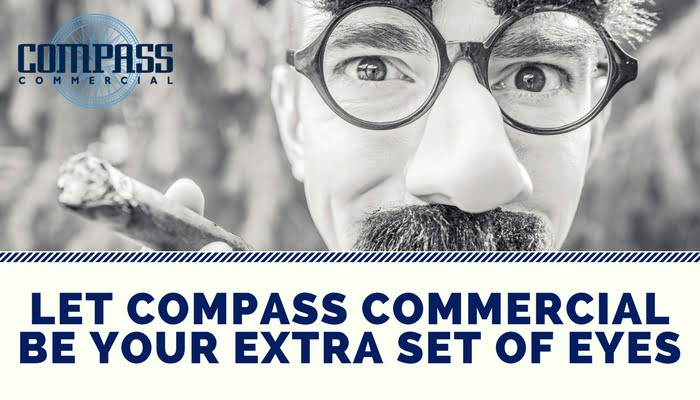 Let compass commercial be your extra set of eyes when reviewing the pass throughs in your lease
