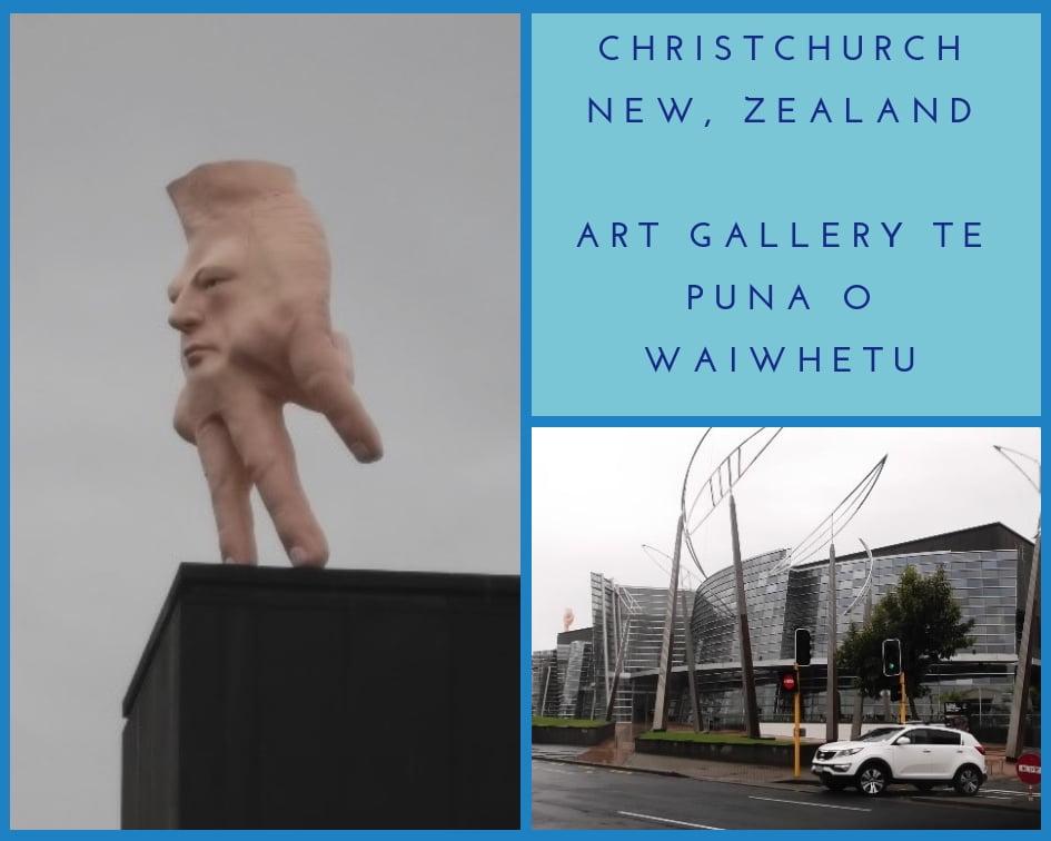 Christchurch Art Gallery Te Puna o Waiwhetu
