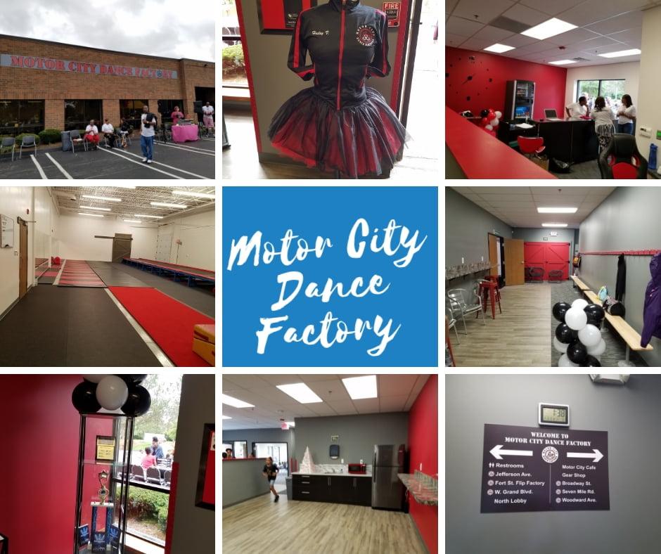 Motor City Dance Factory
