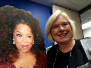 Lynn and Oprah - My Favorite Mentors