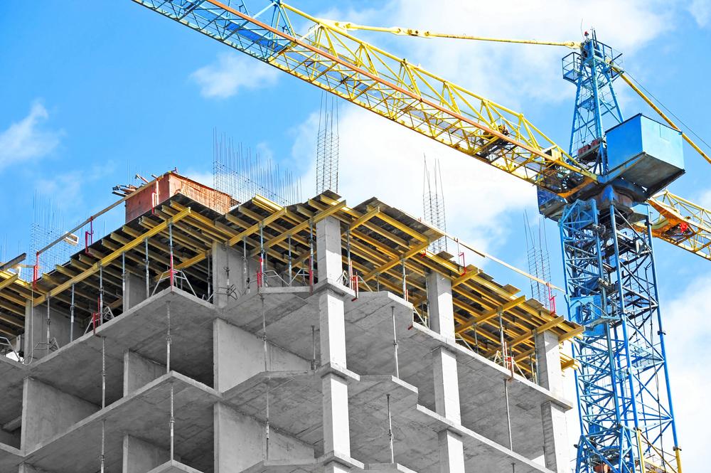 Industrial Market Under Construction in Detroit, MI