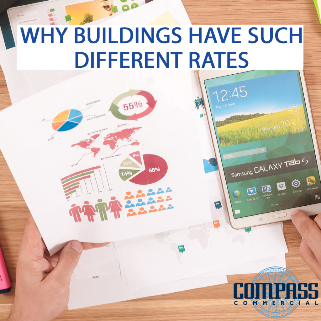 Why Buildings Have Different Rates