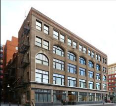 JFM building